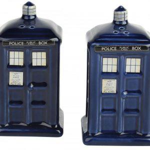 Doctor Who Salz- & Pfefferstreuer Maustesirotin