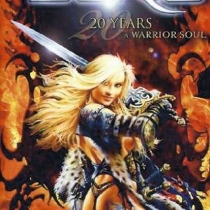 Doro 20 Years A Warrior Soul DVD