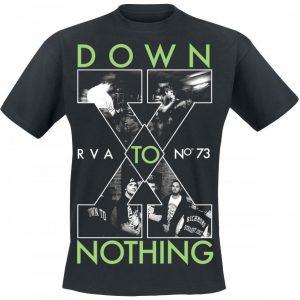 Down To Nothing No° 73 T-paita