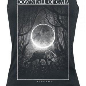 Downfall Of Gaia Atrophy Naisten Toppi