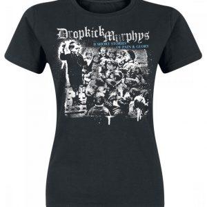 Dropkick Murphys 11 Short Stories Naisten T-paita