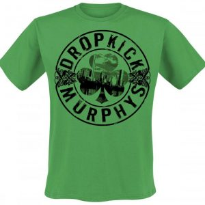 Dropkick Murphys Boot T-paita