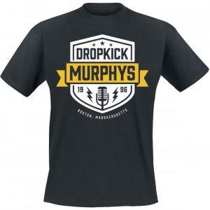 Dropkick Murphys Shield T-paita