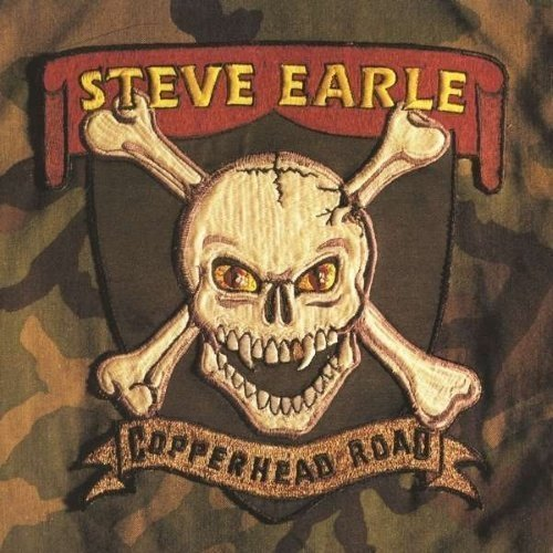 Earle Steve - Copperhead Road (Back To Black Edition)