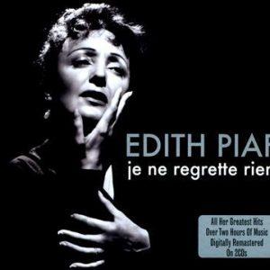 Edith Piaf - Je Ne Regrette Rien (2CD)