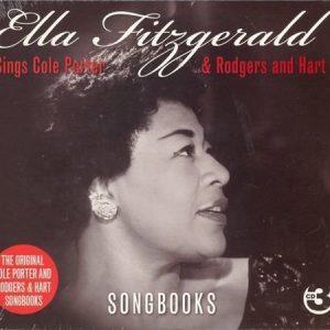Ella Fitzgerald - Songbooks (3CD)