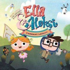 Ella ja Aleksi - Parhaat laulut