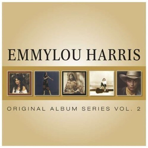 Emmylou Harris - Original Album Series Vol.2 (5CD)