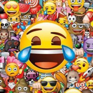 Emoji Collage Juliste