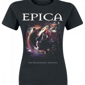 Epica The Holographic Principle Naisten T-paita