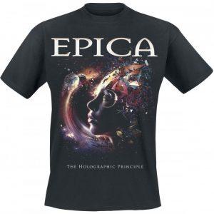 Epica The Holographic Principle T-paita