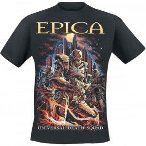 Epica Universal Squad T-paita