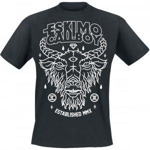 Eskimo Callboy Goat T-paita