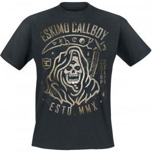 Eskimo Callboy Reaper T-paita