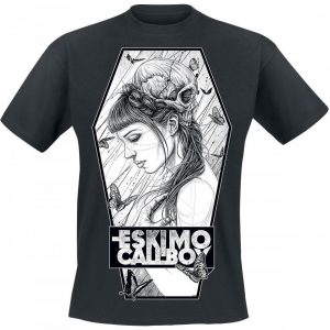 Eskimo Callboy Waiting T-paita