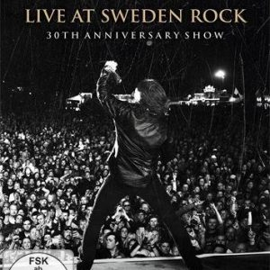 Europe Live At Sweden Rock 30th Anniversary Show Blu-Ray