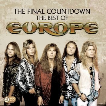 Europe - The Final Countdown: The Best of Europe (2CD)