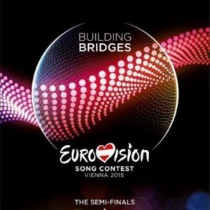 Eurovision Song Contest - Vienna 2015 (3DVD)