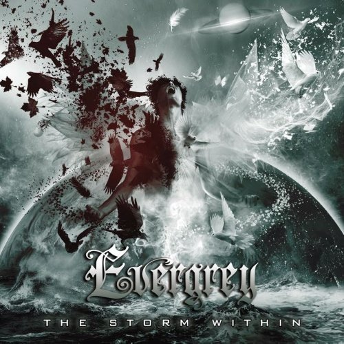 Evergrey - The Storm Within - Limited Digipak Edition