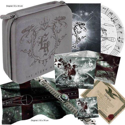 Evergrey - The Storm Within - Limited Fan Boxset Edition (CD+Bonus LP)