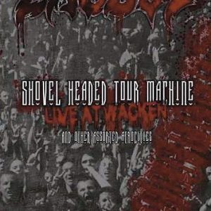 Exodus Shovel Headed Tour Machine Live At Wacken And Other Assorted Atrocities DVD