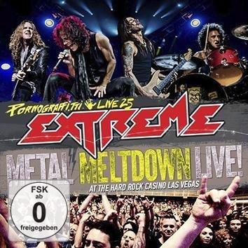 Extreme Pornograffitti Live 25 / Metal Meltdown Blu-Ray