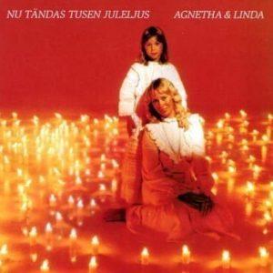 Fältskog Agnetha & Ulvaeus Linda - Nu Tändas Tusen Juleljus