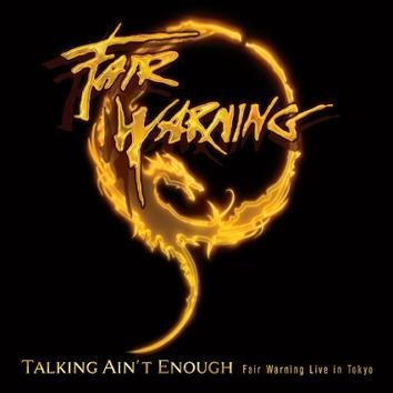Fair Warning Talking Ain't Enough Fair Warning Live In Tokyo DVD