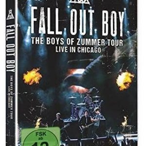 Fall Out Boy Boys Of Zummer: Live In Chicago DVD