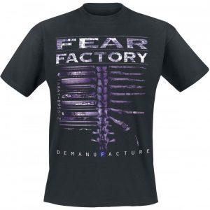 Fear Factory Demanufacture T-paita
