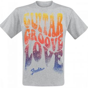 Fender Guitar Groove Love T-paita