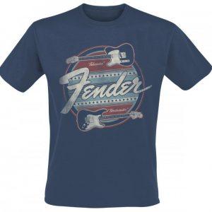 Fender Guitar T-paita