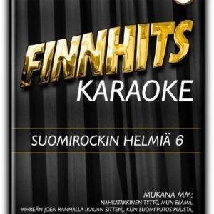 Finnhits - Finnhits Karaoke 37 - Suomirockin Helmiä 6