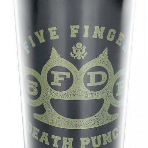 Five Finger Death Punch Brass Knuckles Muki Musta