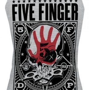 Five Finger Death Punch Punchagram Toppi