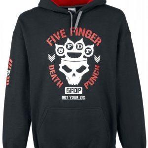 Five Finger Death Punch Red Chevron Huppari