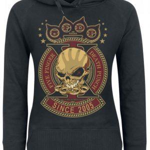 Five Finger Death Punch Since 2005 Naisten Huppari