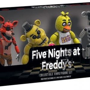 Five Nights At Freddy's Action Figure Set 1 Figuurisetti