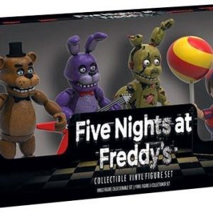 Five Nights At Freddy's Action Figure Set 2 Figuurisetti