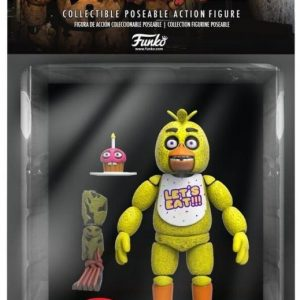 Five Nights At Freddy's Chica Keräilyfiguuri