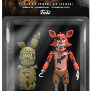 Five Nights At Freddy's Foxy Keräilyfiguuri