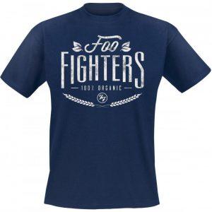 Foo Fighters 100% Organic T-paita