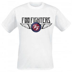 Foo Fighters Flash Wings T-paita