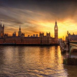 Frank Assaf Big Ben Parliament Juliste