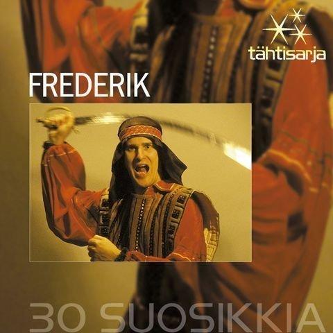 Frederik - Tähtisarja - 30 Suosikkia (2 CD)