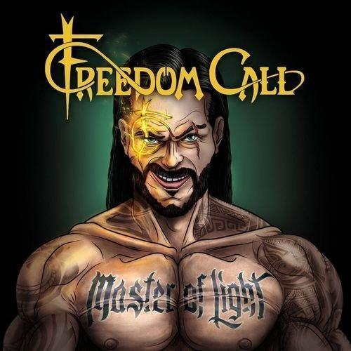 Freedom Call - Master Of Light (Digipak+Poster)