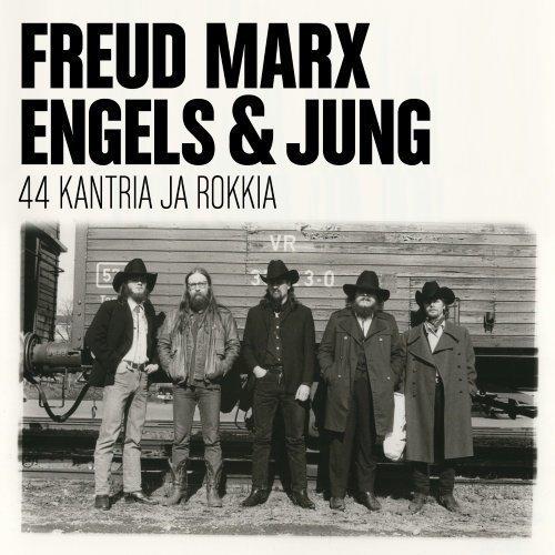 Freud Marx Engels & Jung - Suomi Aarteet -  44 Kantria ja Rokkia (2CD)