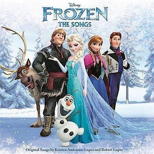Frozen - The Songs (Intl Version)