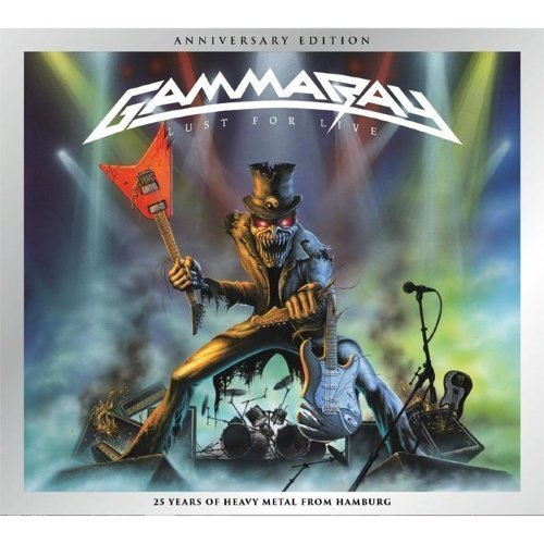Gamma Ray - Lust For Live: Anniversary Edition - Deluxe Digipak Edition (2CD