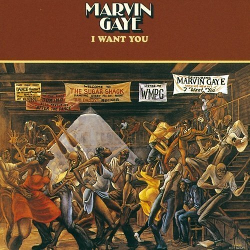 Gaye Marvin - I Want You (Limited 180 Gram Edition)